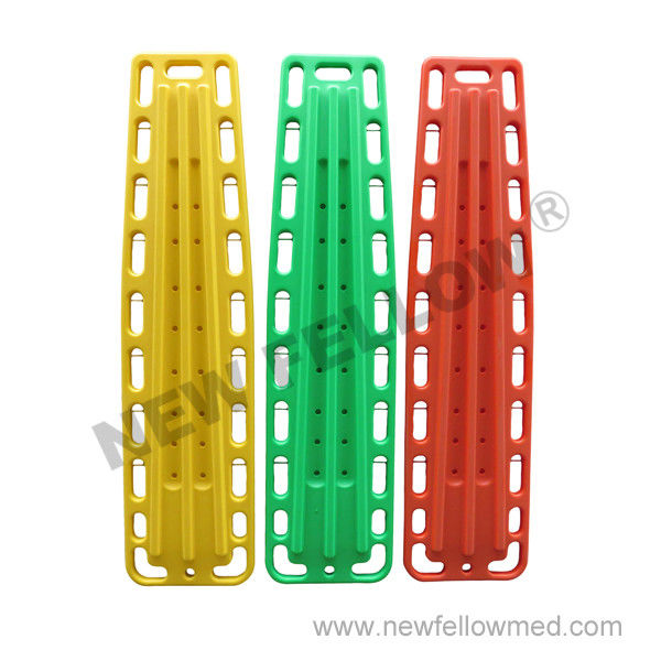 Polyethylene Material Spine Board backboard Stretcher / ambulance stretcher