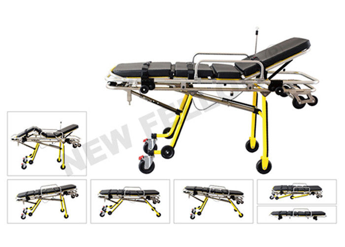 Multifunctional Automatic Loading Ambulance Stretcher